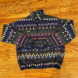 Vintage Columbia Fleece Zip Up
